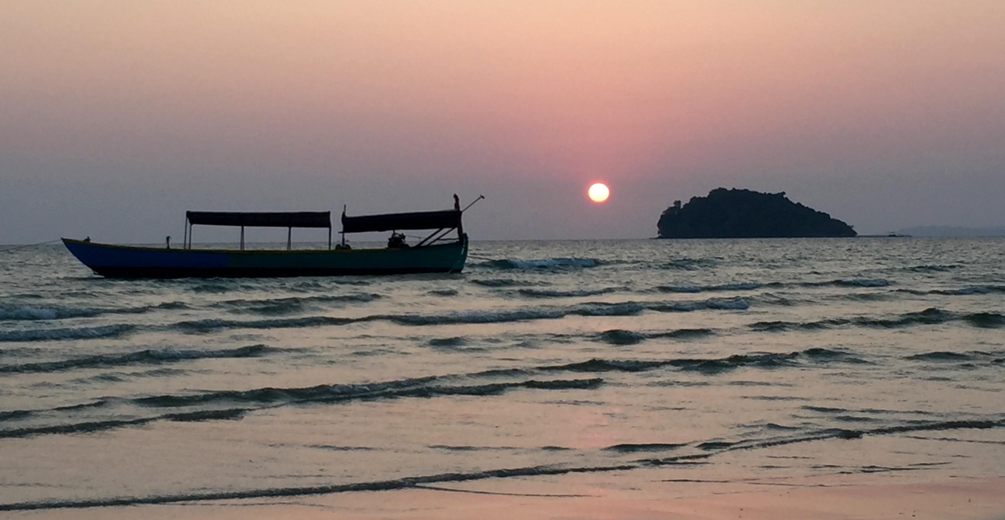 Otres plajı2